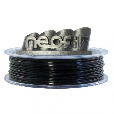 PET-G Noir transparent 2.85mm Neofil3D