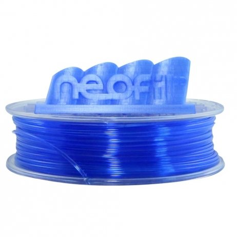 PET-G Bleu transparent 2.85mm Neofil3D