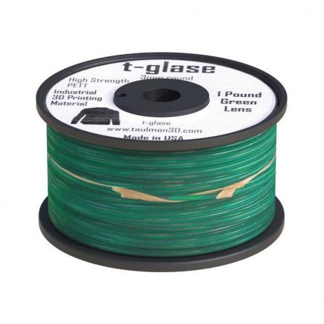 PET Taulman 3D T-Glase Vert 1.75mm