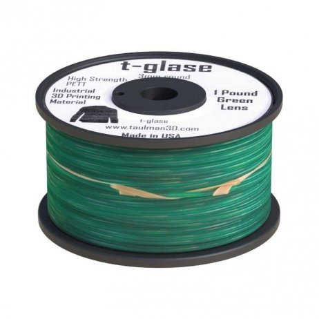 PET Taulman 3D T-Glase Vert 3mm