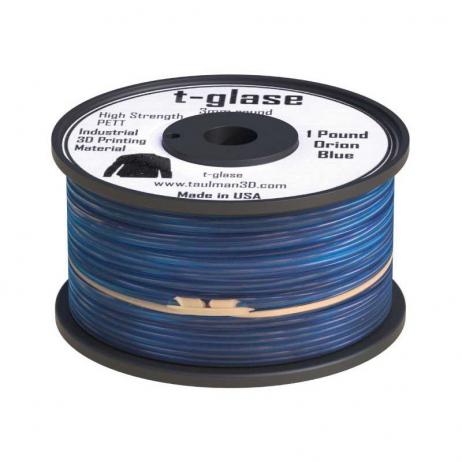 PET Taulman 3D T-Glase Bleu 3mm