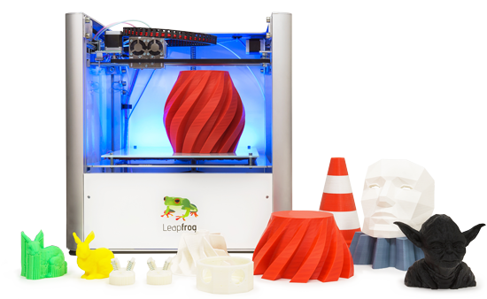 Imprimante 3D Leapfrog Creatr