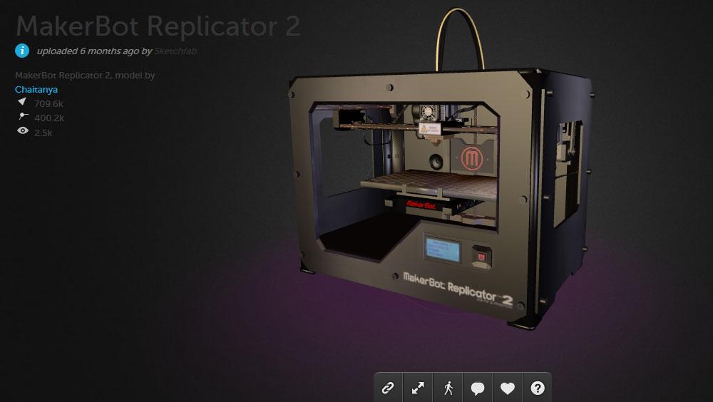 Visualisez maintenant notre matériel 3D…en 3D