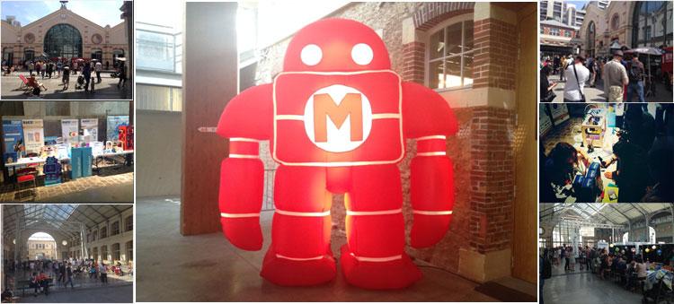 Maker Faire Paris 2014 : retour en images