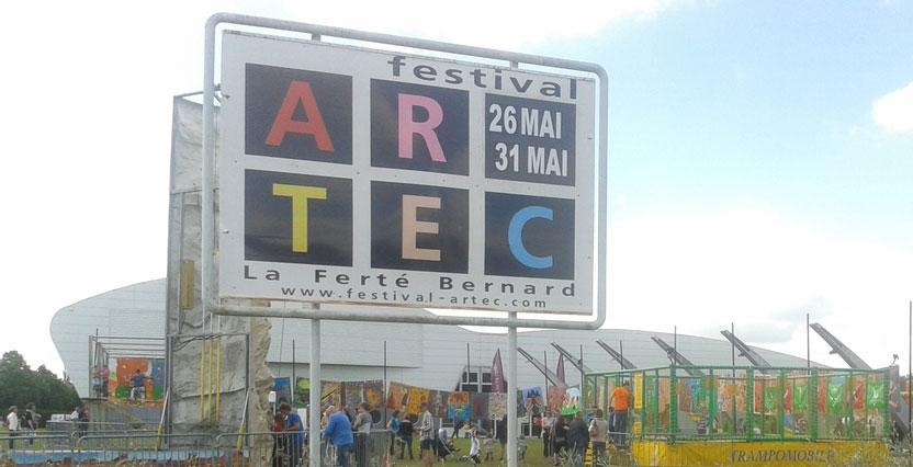 Retour sur la coupe de France de Robotique, 21ème édition du festival ARTEC