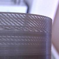 Sous extrusion / Buse bouchéeL'imprimante est sous alimenté en matière ou la buse est bouchée.