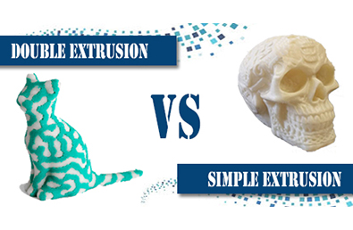 Double extrusion ou simple extrusion?