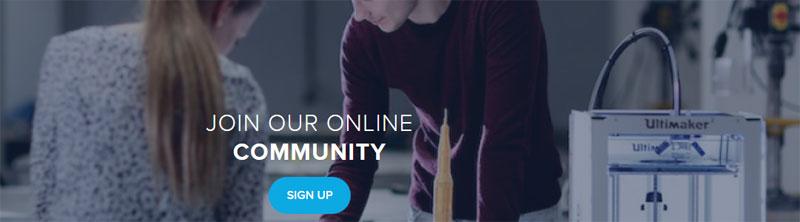 communauté-ultimaker-imprimante-3D-forum