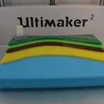Impression 3D multicolore avec une Ultimaker 2 (mono-buse)