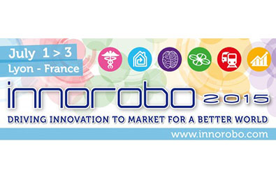 Makershop au salon Innorobo