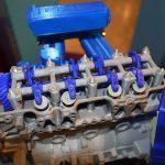 Un moteur imprimé en 3D totalement fonctionnel