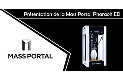 Pharaoh ED de Mass Portal : une Delta haut de gamme