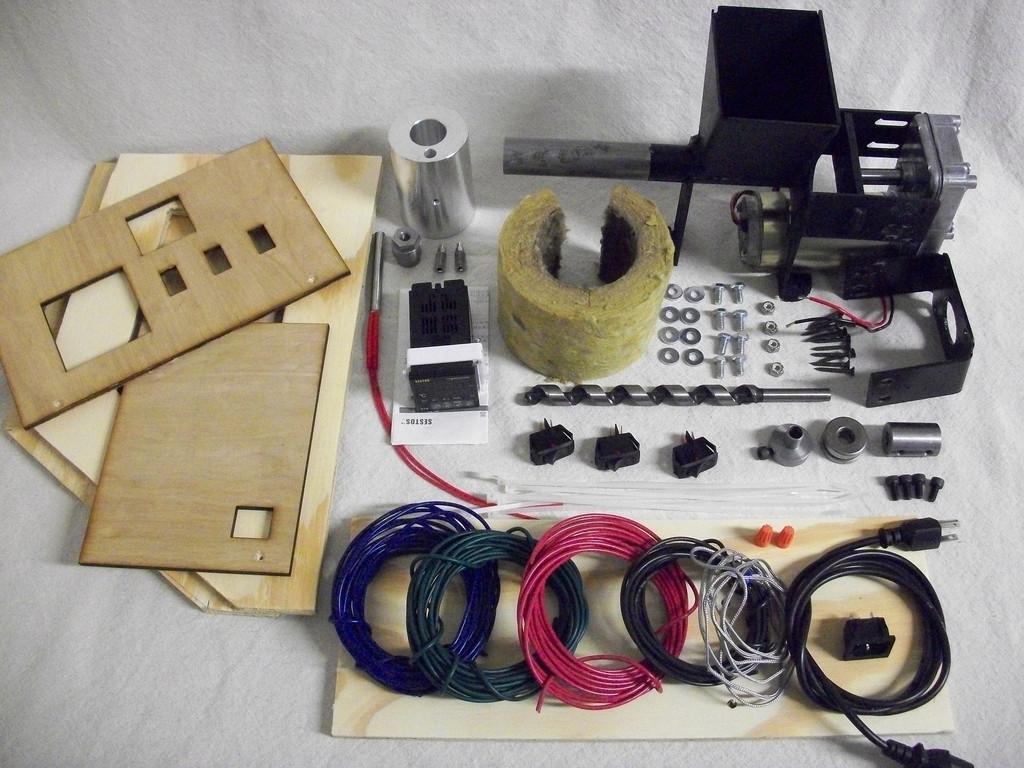 Imprimantes 3D en kit