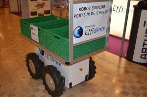 robot suiveur