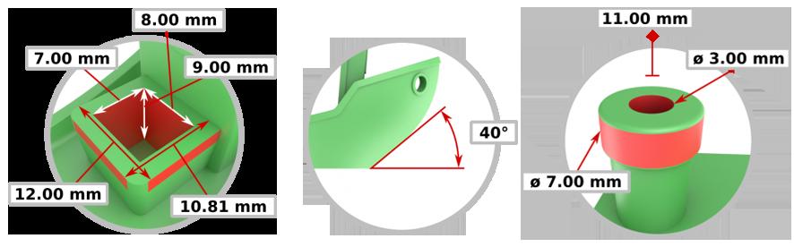 Difficultés du 3D Benchy