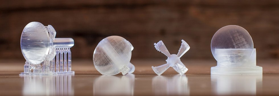 Filaments transparents : test des différents produits