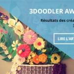 Résultat du 3Doodler awards
