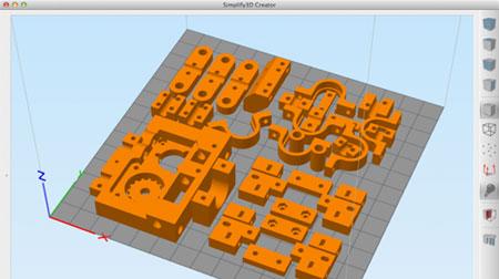 Cat gorisation des logiciels d impression 3d - Logiciel pour creer une piece en 3d ...