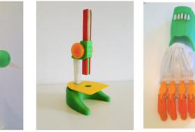 projet imprimantes 3D primaire