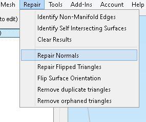 réparation Simplify 3D