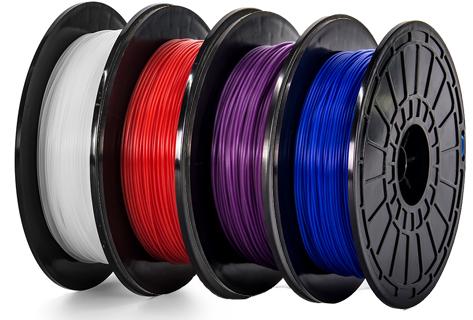 Filaments imprimantes 3D primaire