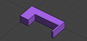 épaisseur modélisation 3D