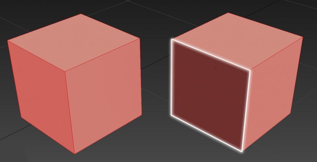 normales modélisation 3D
