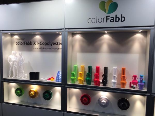 Interview de Sander, commercial Colorfabb