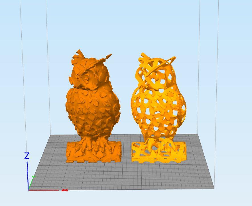 Paramétrage des impressions double extrusion sur Simplify3D