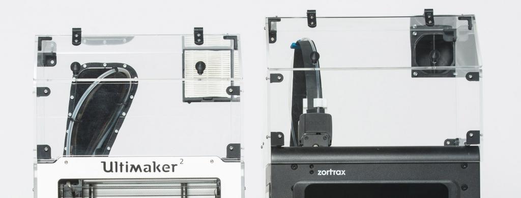 capot protection imprimante 3D
