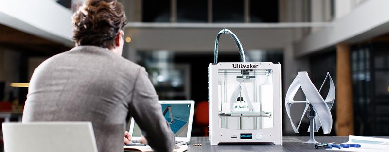 Ultimaker-2+ - imprimantes-3D