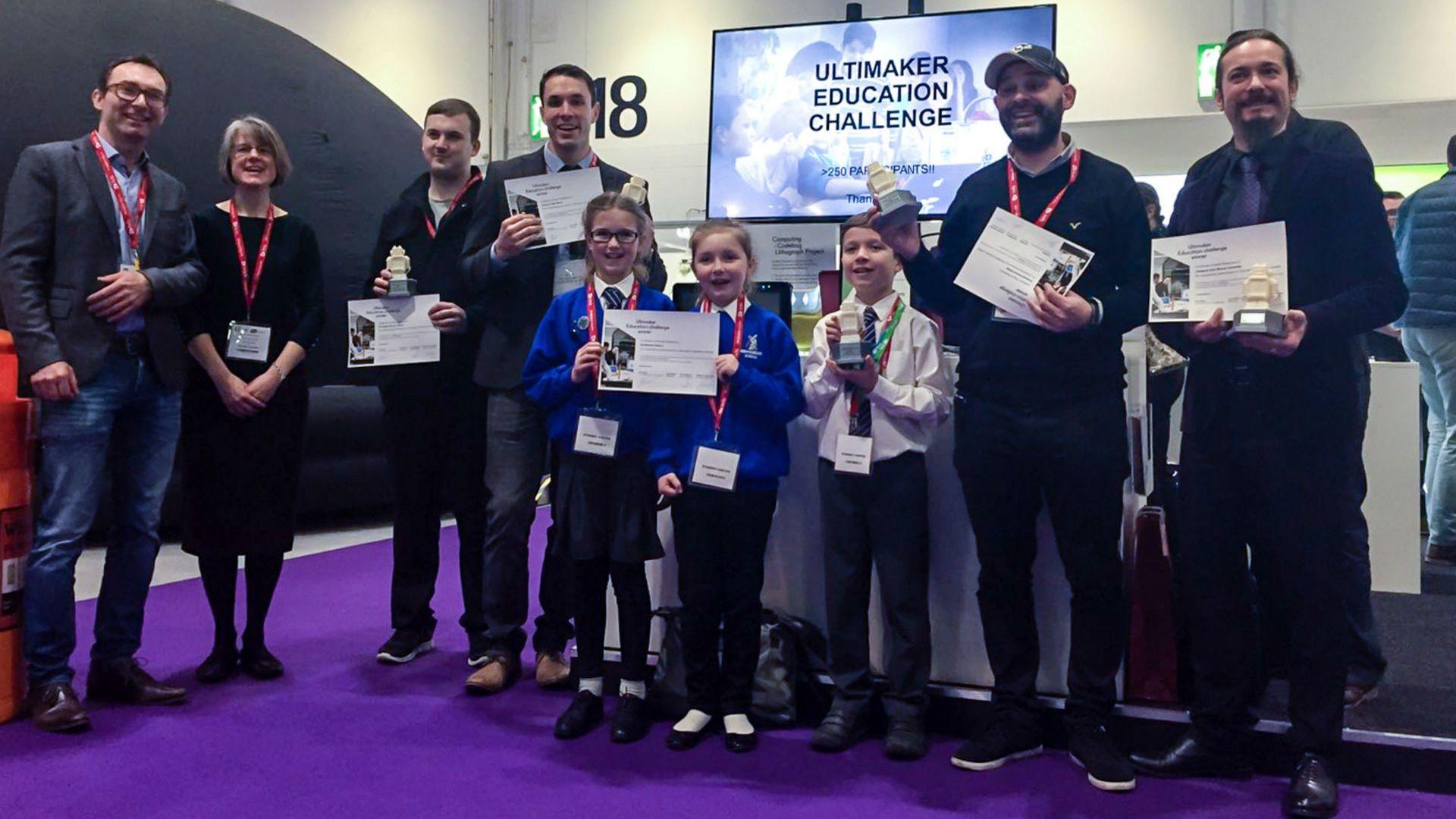 Ultimaker Éducation Challenge : les gagnants !