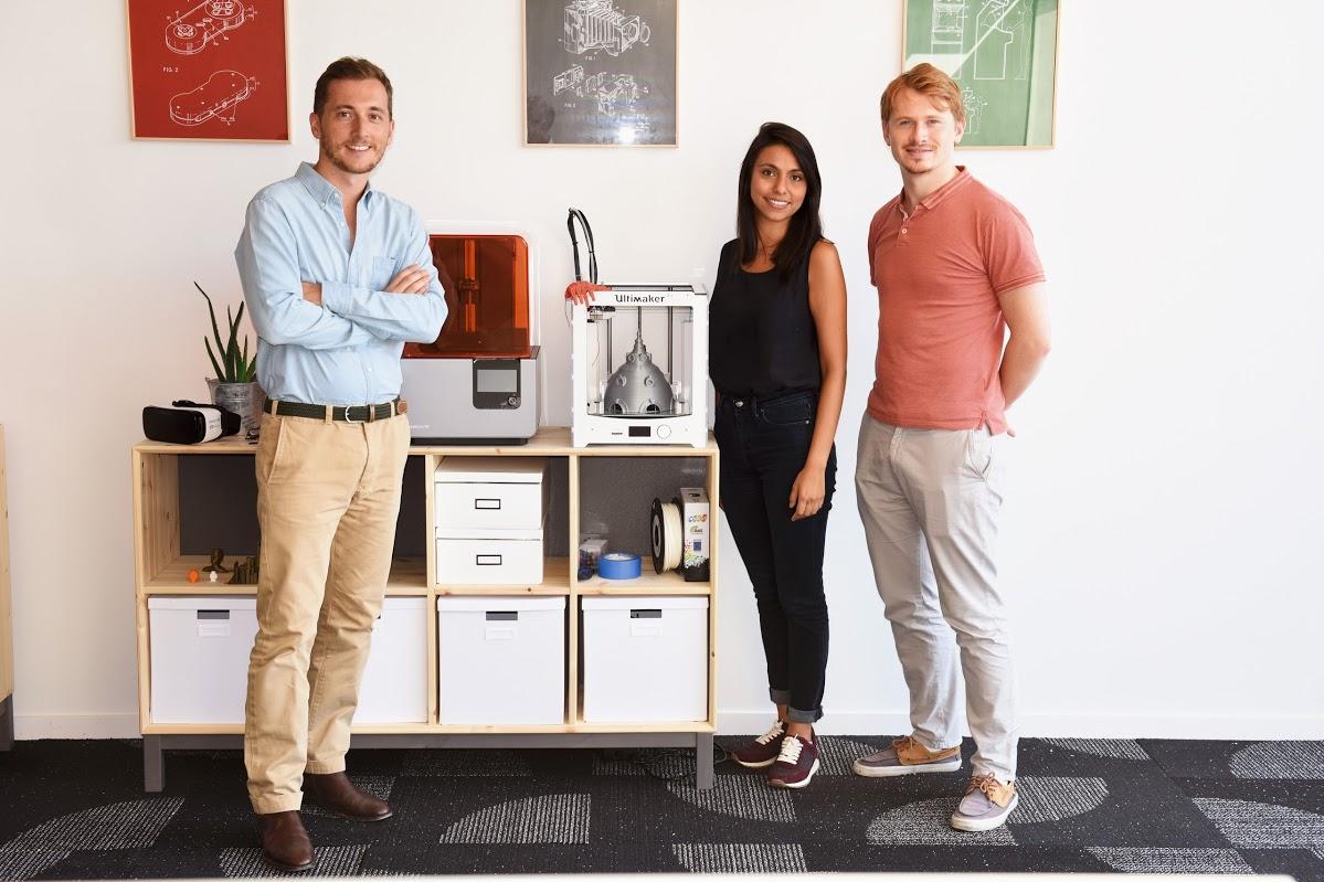 Interview d'Alexandre, fondateur de 3Dnatives