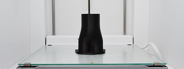Pièce imprimée en PLA