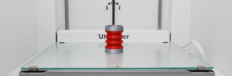 Pièce imprimée en TPU95A d'Ultimaker