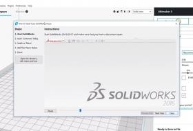 Plugin Solidworks pour ultimaker Cura