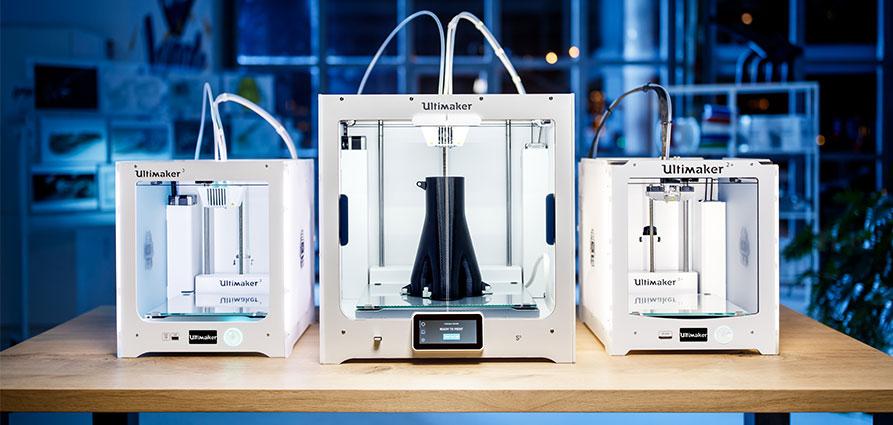 Imprimante 3D avec un système de filament ouvert