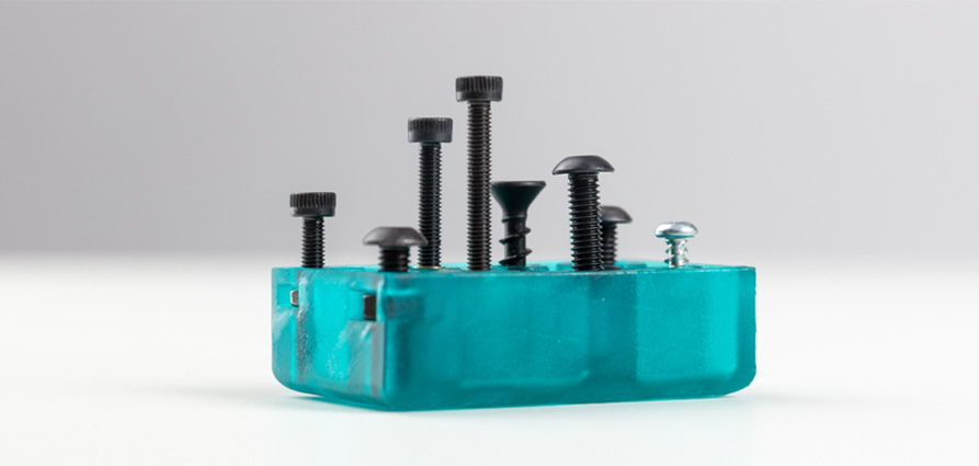 Réaliser l'assemblage de pièces imprimées en 3D