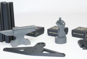 Impression filament abrasifs