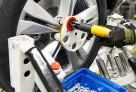 Gabarits imprmé en 3D pour chaine de production