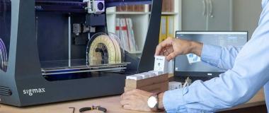 Les nouvelles machines BCN3D R19