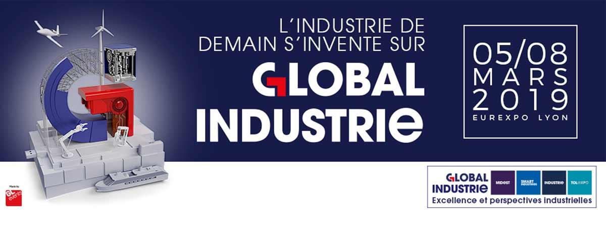 Industrie Lyon 2019 : Salon dédié aux technologies et équipements de production