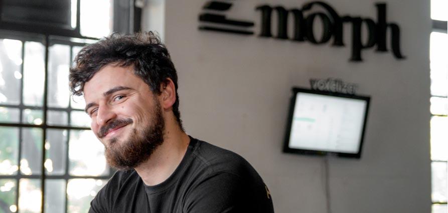 Interview de Bartek, responsable marketing chez ZMorph