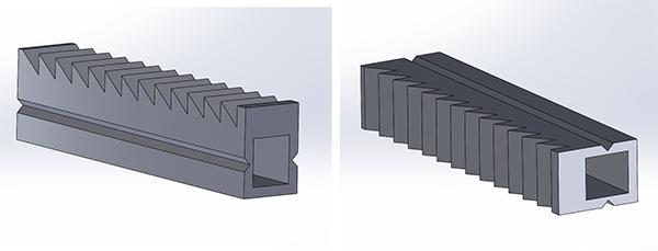 orientation impression 3D