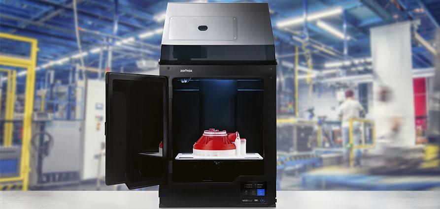 Nouvelle imprimante double extrusion Zortrax : la M300 Dual