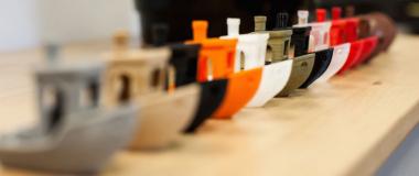 Pré-configuration et test des matériaux Ultimaker