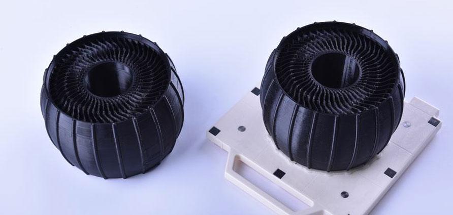 Dureté Shore des matériaux d'impression 3D