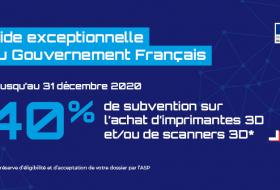 Subvention numérique de 40%