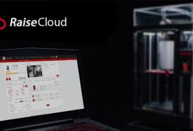 RaiseCloud, logiciel de gestion d'imprimantes 3D Raise3D