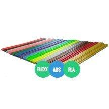 recharges pour stylo 3d plastique abs pla flexy. Black Bedroom Furniture Sets. Home Design Ideas